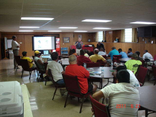 Latino Roofing Crews Receive Residential Construction Fall Protection Training and Guidance